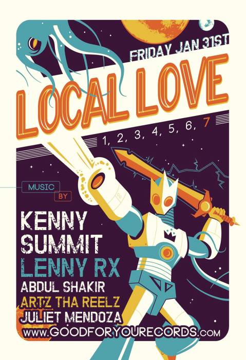Local Love 7 Poster