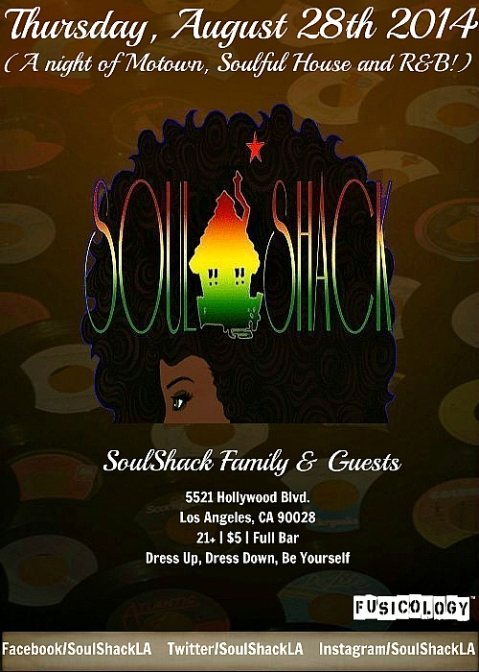 OFFICIAL SOULSHACK AUGUST 28th edited